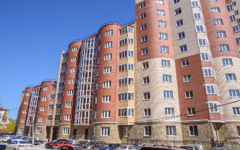 Жилой дом на Циолковского
