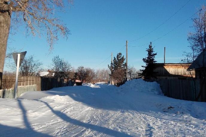 Участок под ИЖС или ЛПХ, с. Криводанова, в районе Старый тобольский