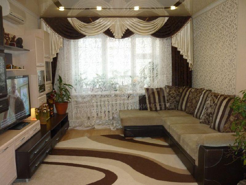 3 комнатная квартира  в Тюменском-3 мкрн., ул. Пермякова, 78/4, г. Тюмень