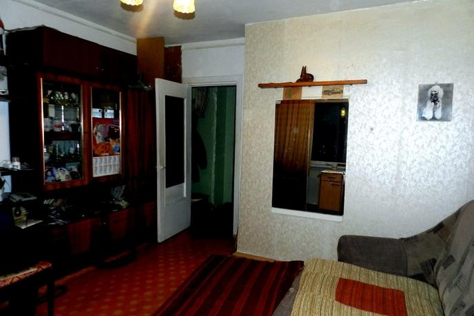 2 комнатная квартира  в районе Дом обороны (Бабарынка), ул. Бабарынка, 16Б, г. Тюмень