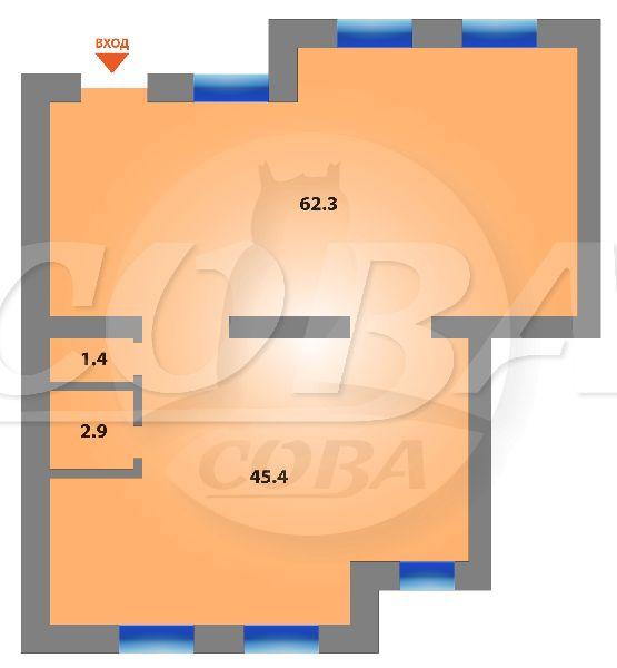 Торговое помещение в жилом доме, продажа, в районе Югра, г. Тюмень