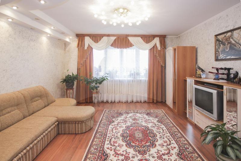 3 комнатная квартира  в районе Червишевского тр., ул. Баумана, 31/2, г. Тюмень