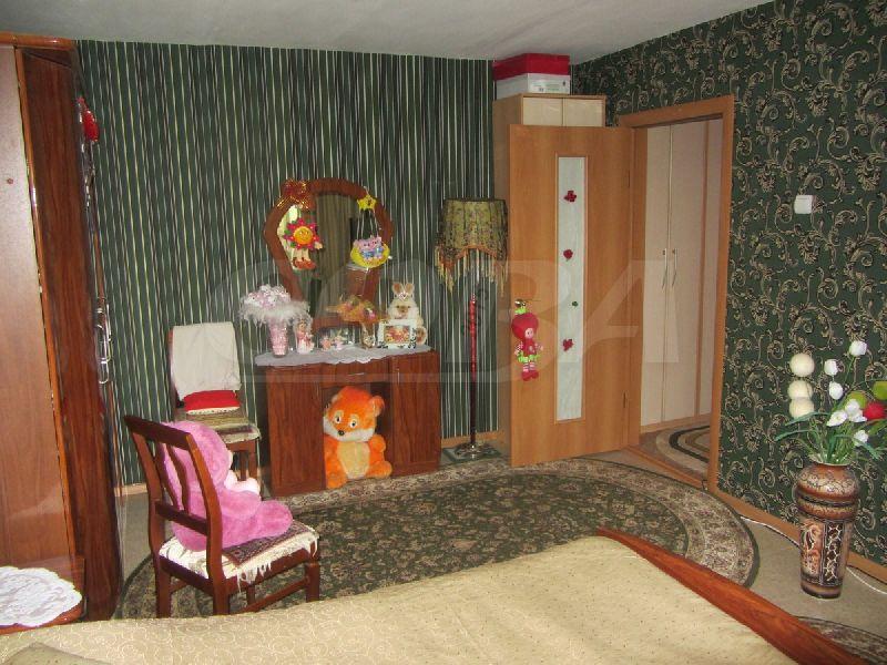 4 комнатная квартира  в районе Центральная часть, ул. Клубная, 2, п. Богандинский