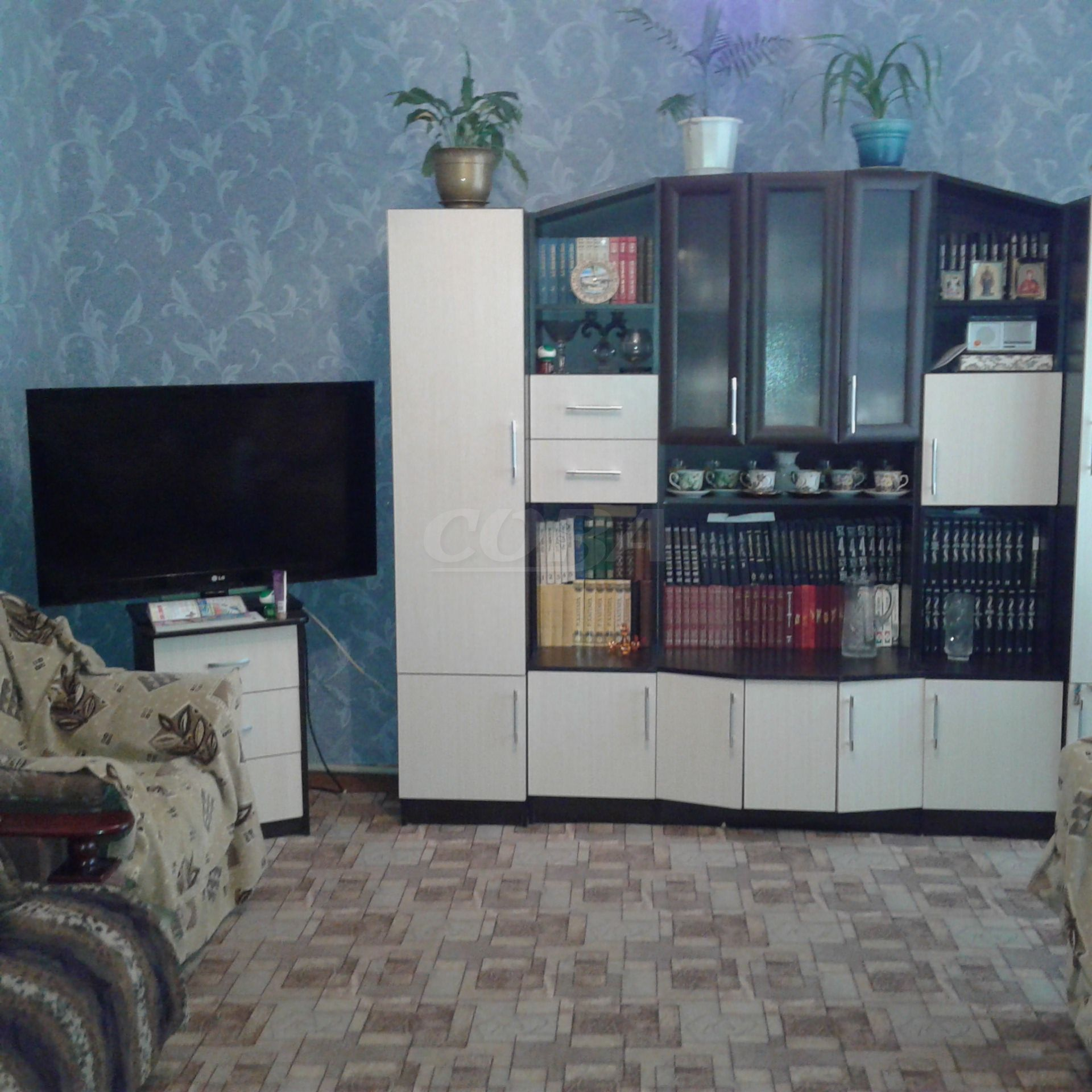 3 комнатная квартира , ул. Сосновый п., 6, с. Тюнево