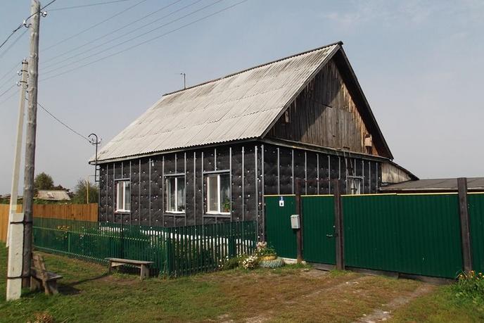 Загородный дом с баней, с. Денисово, по Червишевскому тракту