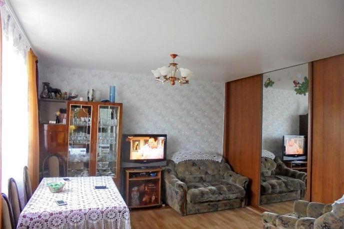 3 комнатная квартира , ул. Школьная, 10, с. Мальково