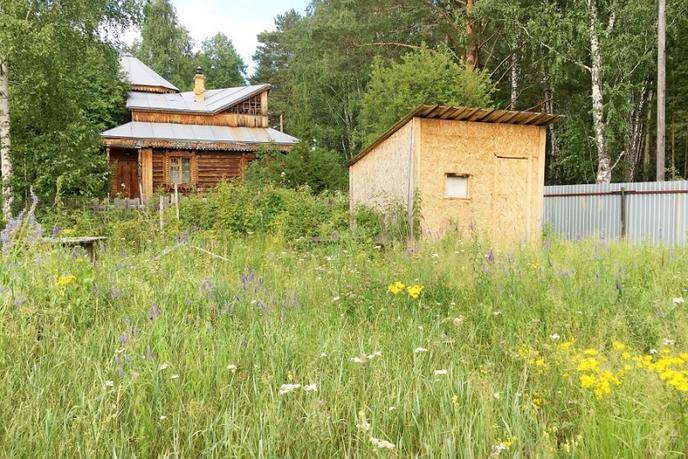 Дача для отдыха, с. Криводанова, в районе Старый тобольский