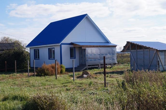 Частный дом с баней, с. Бархатово, по Червишевскому тракту