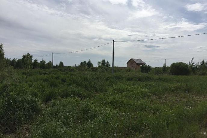 Садовый участок, п. Андреевский, по Ялуторовскому тракту