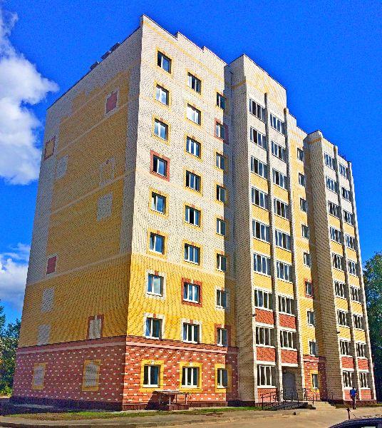 Жилой дом по ул. 10 микрорайон