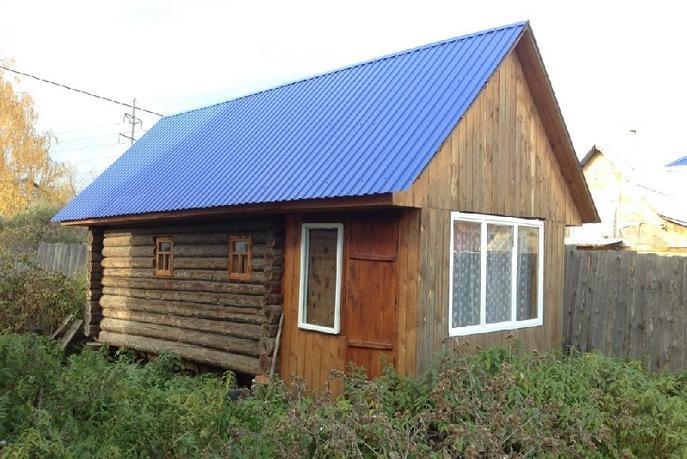 Недостроенный дом, в районе ММС, г. Тюмень