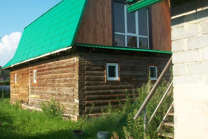 Загородный дом с баней, д. Черная речка, по Червишевскому тракту