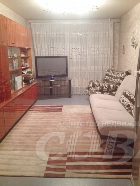 3 комнатная квартира  в районе Воровского, ул. Воровского, 33, г. Тюмень