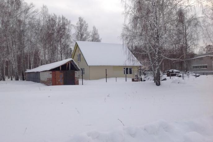 Загородный дом с баней, п. Кировский, по Червишевскому тракту