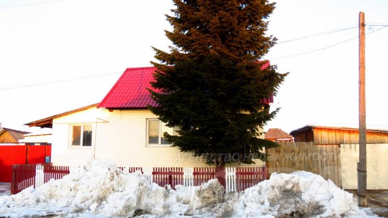 Загородный дом с баней, п. Ярково, по Тобольскому тракту