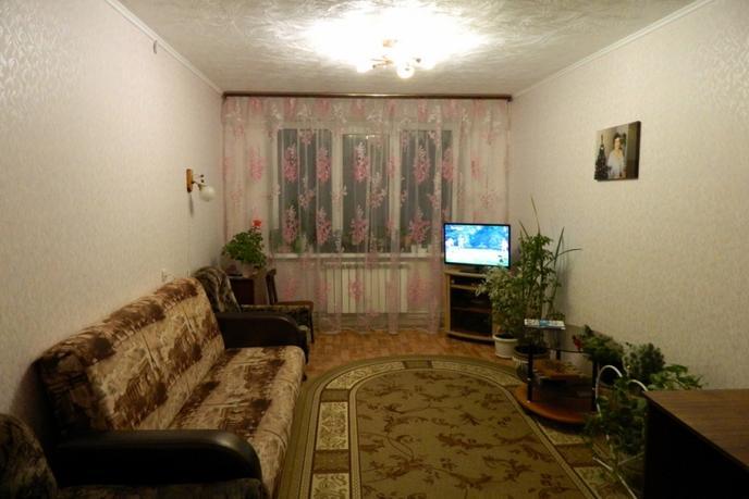 3 комнатная квартира  в районе Центральная часть, ул. Таежная, 1, с. Успенка