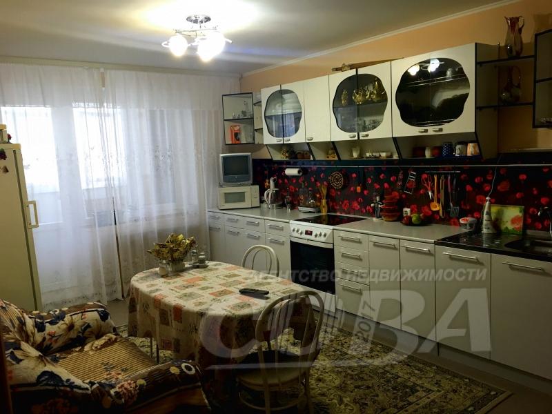 3 комнатная квартира  в районе Суходолье, ул. Широтная, 170/3, Жилой комплекс «Юбилейный», г. Тюмень