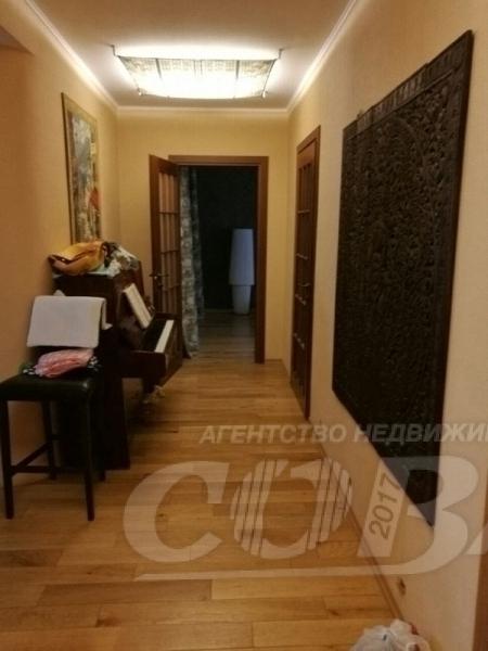 3 комнатная квартира  в районе ул.Малыгина, ул. Мельничная, 83, г. Тюмень