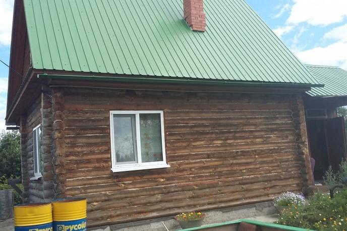 Загородный дом, д. Костылева, по Червишевскому тракту