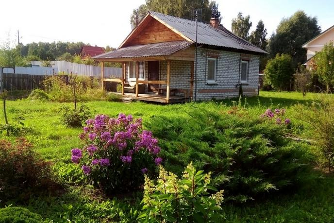 Частный дом, д. Коняшина, по Ирбитскому тракту