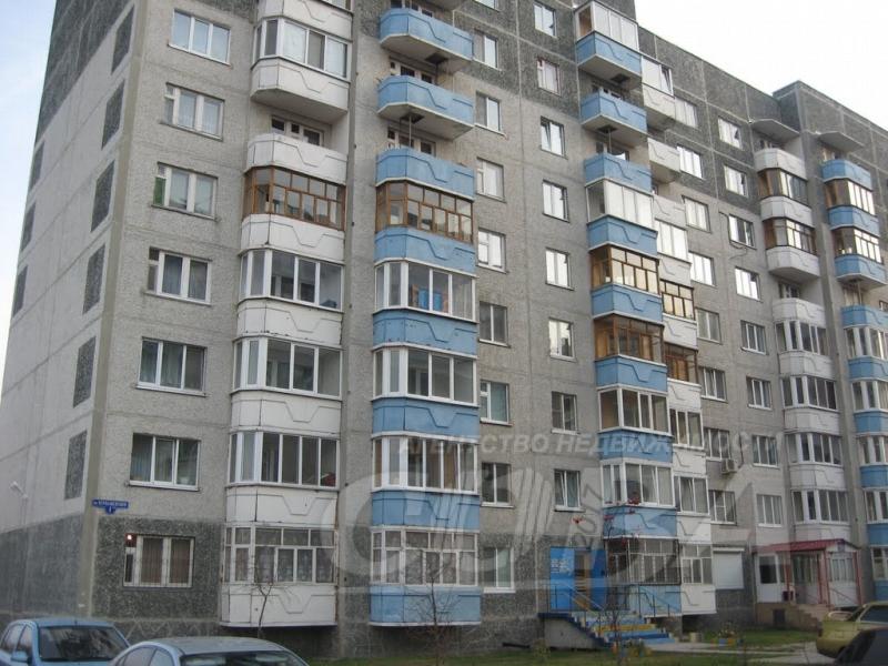 2 комнатная квартира  в районе Дом Обороны, ул. Чернышевского, 1, г. Тюмень