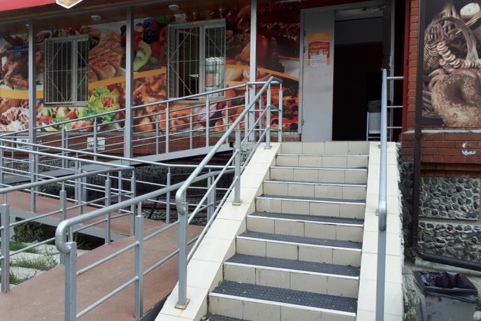Общепит в отдельно стоящем здании, продажа, в районе Мыс, г. Тюмень