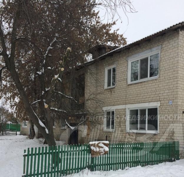 2 комнатная квартира , ул. Советская, 32, с. Борки