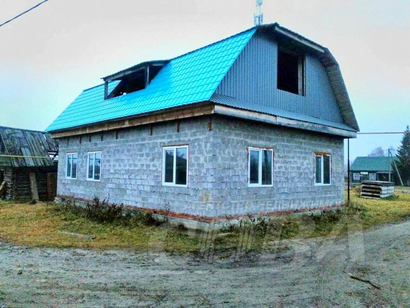 дом у озера, д. Овсянникова, в районе Левобережье