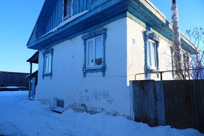 Частный дом с баней, с. Абалак, Абалакский тракт