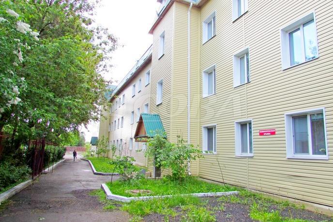 Студия в районе Дом обороны (Бабарынка), ул. Бабарынка, 65, г. Тюмень