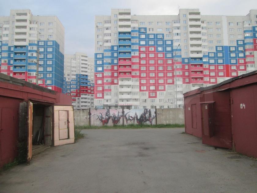 Гараж капитальный в районе Московского тр., г. Тюмень, ГК «Авангард»
