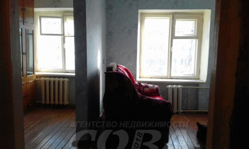 1 комнатная квартира  в районе Иртышский мкр., ул. Иртышский микрорайон, 6, г. Тобольск