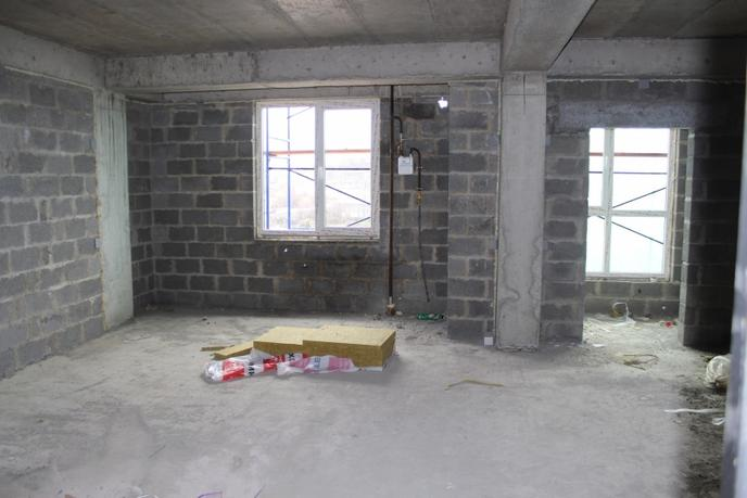 1 комнатная квартира  от застройщика,  в районе Орёл-Изумруд, ул. Гастелло, ЖК «Континент», Сочи