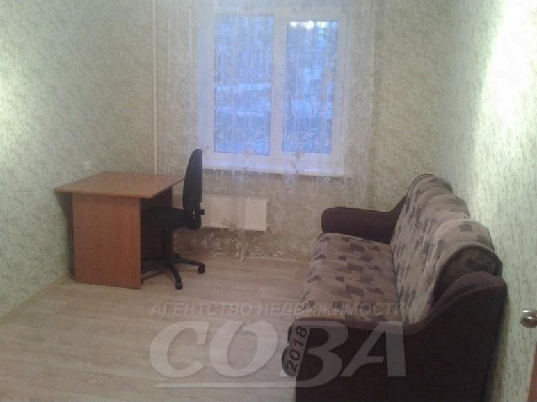 2 комнатная квартира  в 4 микрорайоне, ул. Николая Федорова, 11, г. Тюмень