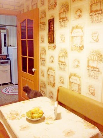 3 комнатная квартира , ул. 39 км Салаирского тракта, 1, с. Салаирка
