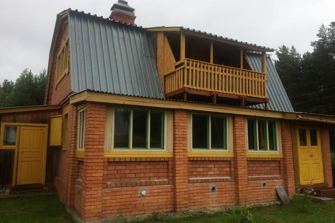 Загородный дом с баней, д. Штакульская, по Велижанскому тракту