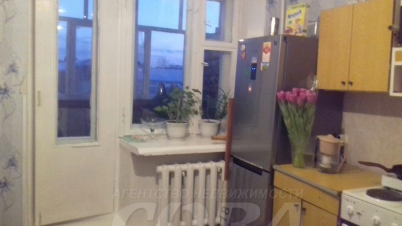1 комнатная квартира  в районе Нагорный Тобольск, ул. Радищева, 1, г. Тобольск