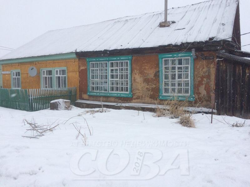 Частный дом, п. Веселый, по Тобольскому тракту