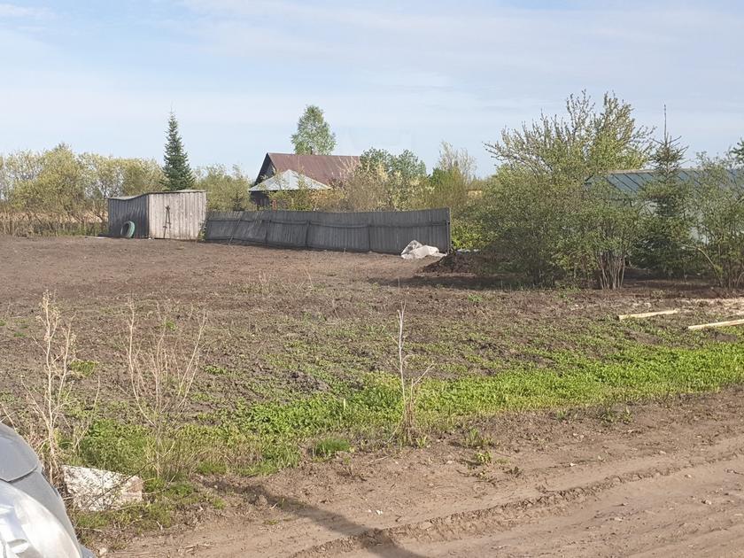 Садовый участок, в районе Казарово, г. Тюмень, по Велижанскому тракту