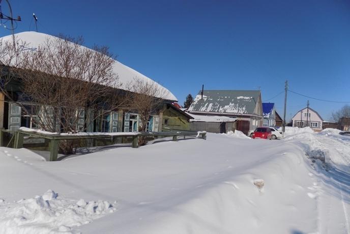 Частный дом, д. Субботина, в районе Старый тобольский