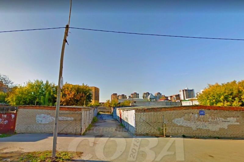 Гараж капитальный в районе Драмтеатра, г. Тюмень, ГК «Манипулятор на Мельничной»