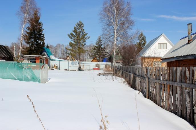 Садовый участок с баней, с/о СНТ Водник, по Велижанскому тракту