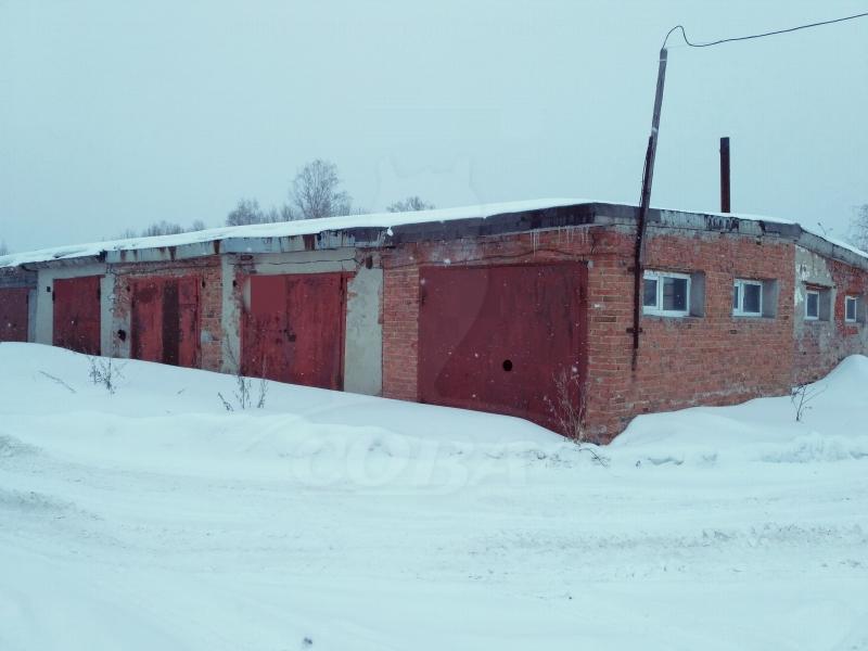 Гараж капитальный в районе не назначен, г. Тобольск, ГСК «Мотор»