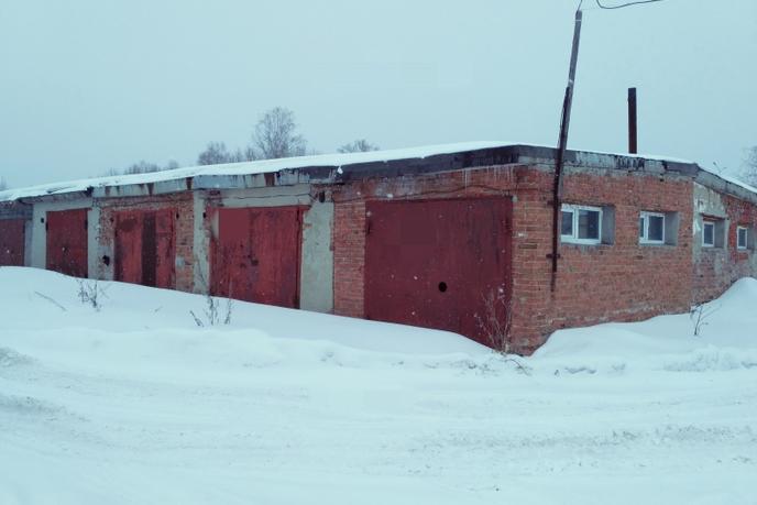 Гараж капитальный в районе д. Ершовка, г. Тобольск, ГСК «Мотор»