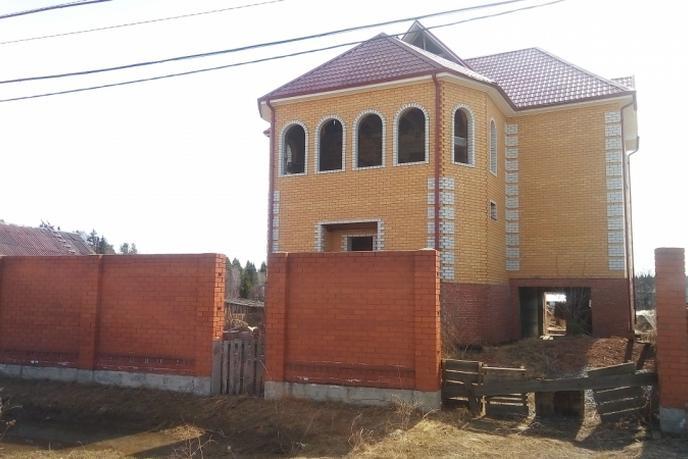 Загородный дом, с. Тюнево, по Велижанскому тракту