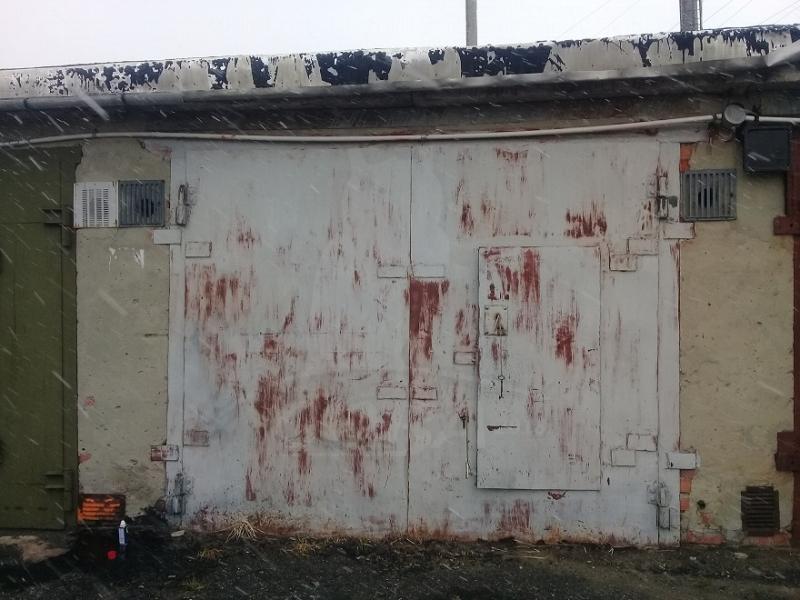 Гараж капитальный в районе Нагорный Тобольск, г. Тобольск, ГК «Энергетик»