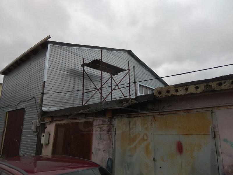 Гараж капитальный в районе Автоград, г. Тюмень, ГСС ПК «Мотор-15»