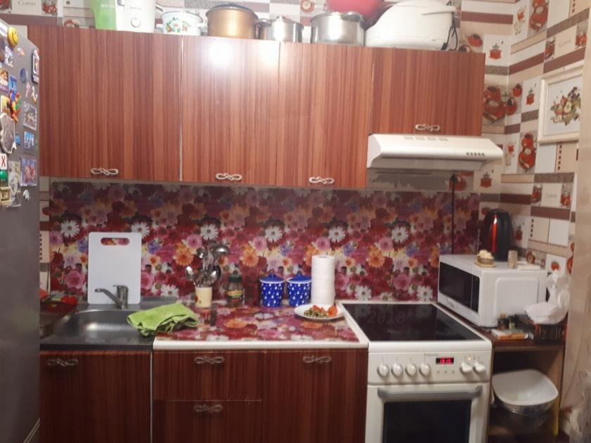 1 комнатная квартира  в пос. Антипино, ул. Буденного, 11, г. Тюмень