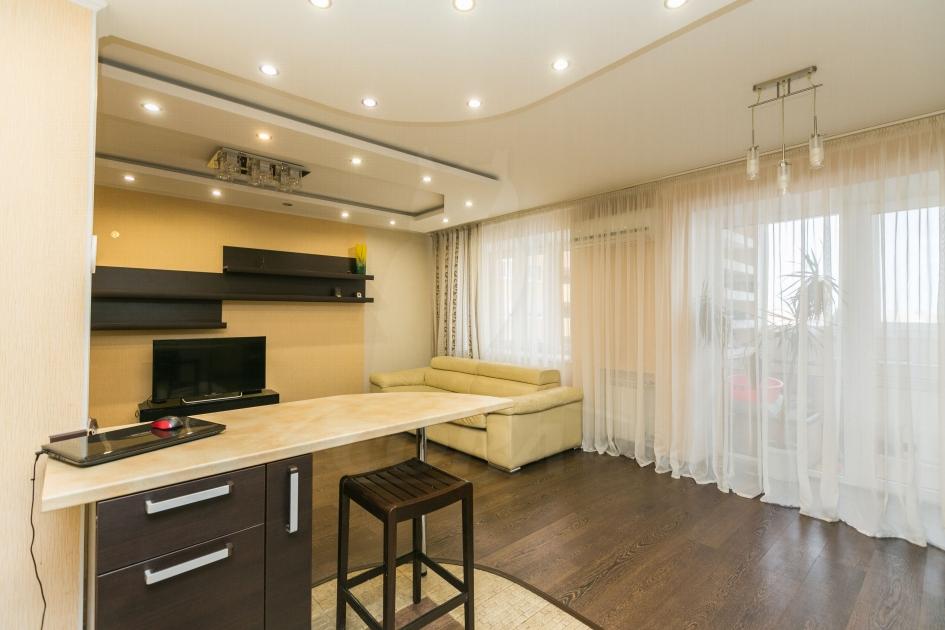 2 комнатная квартира  в районе Червишевского тр., ул. Самарцева, 3, г. Тюмень