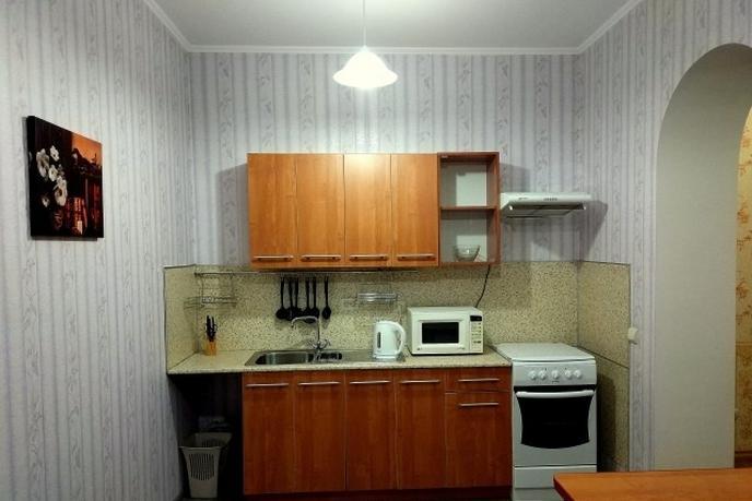 1 комн. квартира в аренду в районе Дома печати, г. Тюмень
